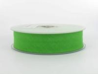 Biais 30 mm vert herbe