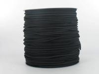 Elastique Chapeau 2.4 mm Noir