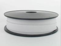 Elastique Cotelé 15 mm Blanc