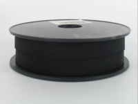 Elastique Cotelé 15 mm Noir