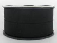 Elastique Cotelé 30 mm Noir