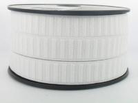 Elastique Gros Grain 20 mm Blanc