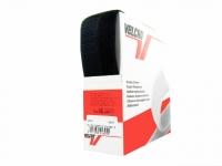 Velcro Adhésif 25 mm Noir