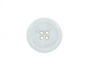 Bouton blanc-écru