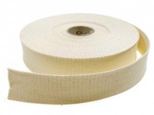 Sangle coton 30 mm Ecru