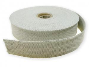 Sangle coton 30 mm Gris clair