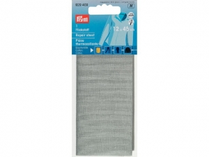 Thermocollant percale Gris clair