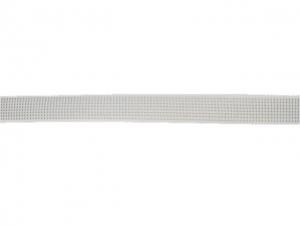 Rigilène 8 mm blanc