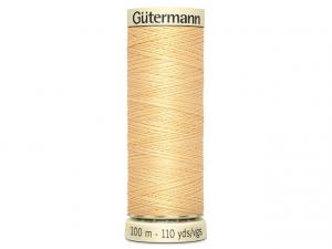 Fil pour tout coudre Gütermann 003