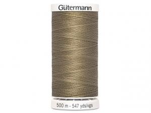 Fil à coudre Gütermann 500m col : 208