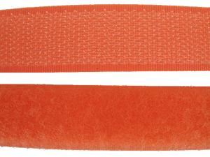 Ruban auto-agrippant 20 mm orange