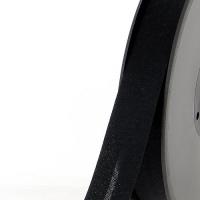 Biais textile 20 mm Noir