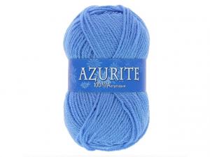 Laine azurite bleu horizon