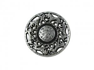 Bouton métal