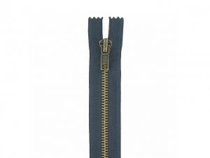 Fermeture Jeans bleu marine
