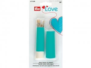 Distributeur tournant pour aiguilles avec aimant Prym Love