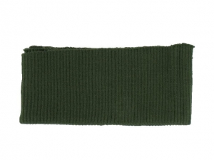 Bord côte ceinture kaki