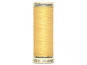 Fil pour tout coudre Gütermann 007
