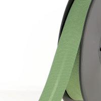 Biais textile 20 mm Vert olive