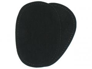 Renfort imitation daim noir