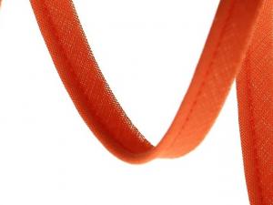 Passepoil Orange vif