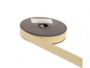 Biais simili cuir 20 mm Beige